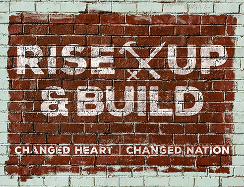 Nehemiah: Rise Up & Build