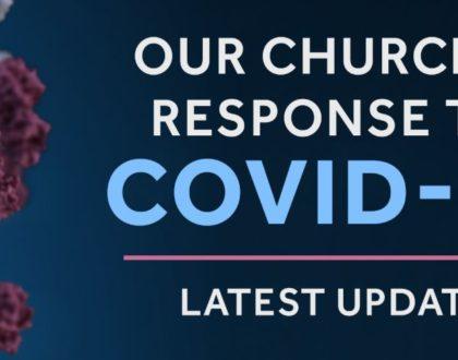 Coronavirus (COVID-19) Update 3